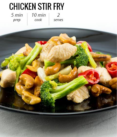 Tandorri Grilled Chicken Thigh Salad