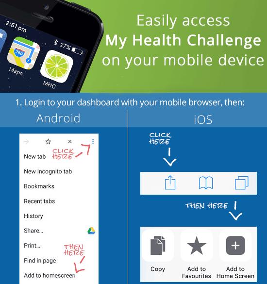 No mobile app necessary